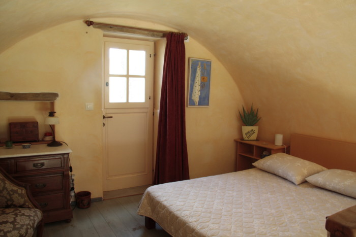 The dome bedroom